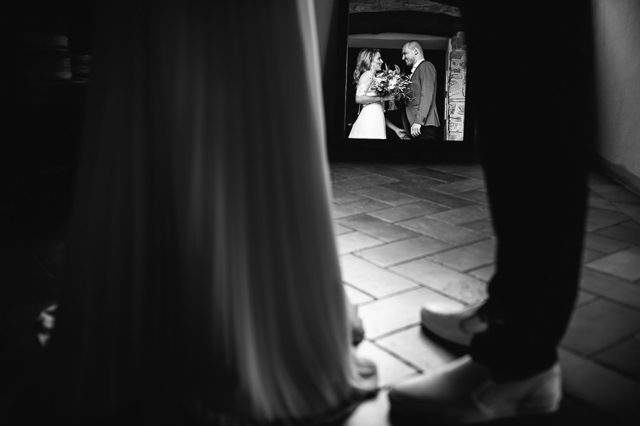 Bride and Groom Portrait Preparation Tuscany Wedding Photographe