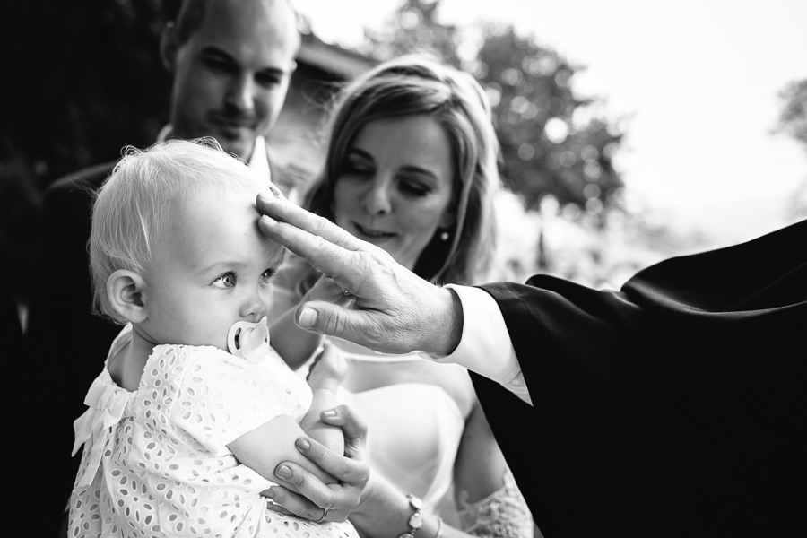 Wedding and Baptism Ceremony in Tuscany