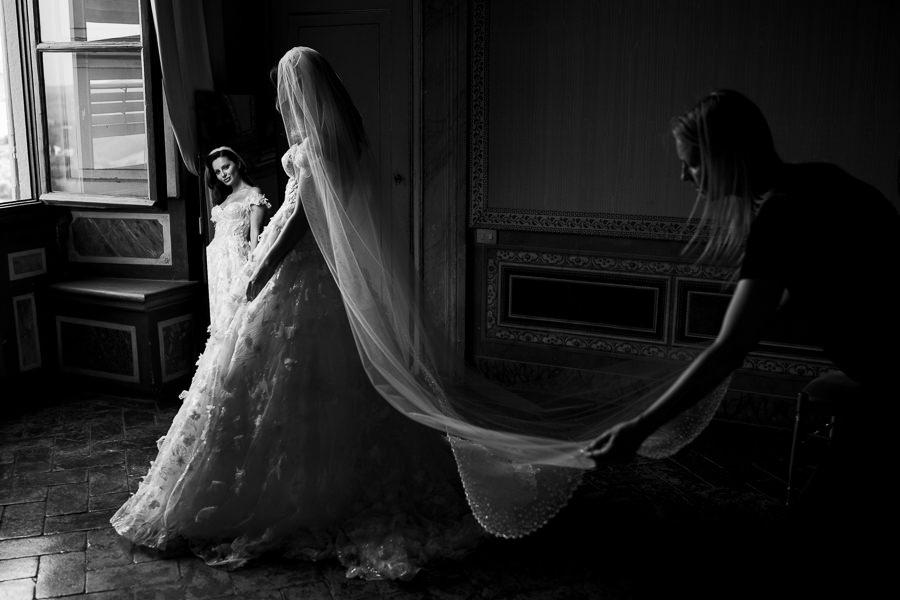 Villa Corsini Wedding Photographer In